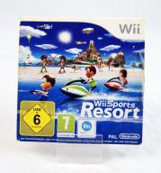 "Gra na konsole Wii "" WiiSports Resort"""