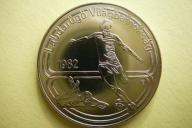 100 FORINT WĘGRY- FIFA WORLD CUP HISZPANIA 1982