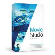 SONY VEGAS MOVIE STUDIO PLATINUM 13 BOX PL WYS.24H