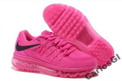 Nike Air Max 2015 Rozowe 36 40 Promocja 6417694945 Oficjalne Archiwum Allegro