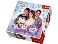 Puzzle konturowe 200 Violetta, Leon i Diego