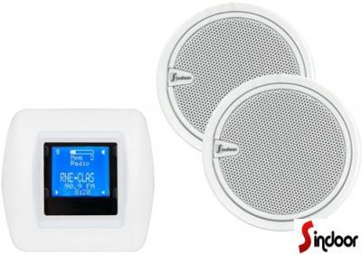 Radio Do łazienki Kuchni Biura Sindoor Kr3201 5984368414