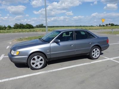 Audi A6 C4 2 5 Tdi R5 Quattro 140 Km Doinwestowane 6902725757 Oficjalne Archiwum Allegro