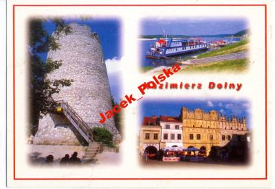 KAZIMIERZ DOLNY - BASZTA + PRZYSTAŃ - 2005R