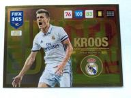 PANINI FIFA 365 2017 UPDATE LIMITED REAL KROOS