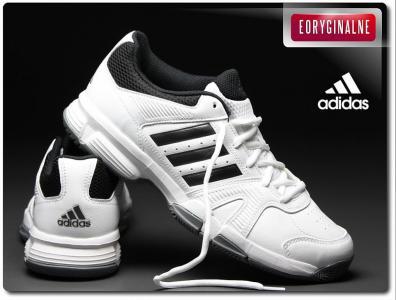 Buty męskie Adidas Barracks F10 B40217 Białe