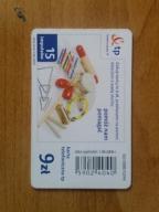 karta chipowa 189 D 1.08.2009