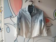 Jeansowa koszula  RESERVED rozm 92