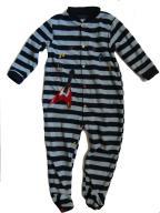 ST,BERNARD ciepły pajacyk piżama 98 cm 2*3 lata