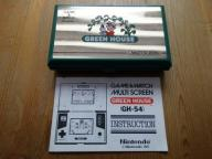 Nintendo Game & Watch Green House z instrukcją
