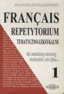 FRANCAIS Repetytorium tematyczno-leksykalne 1
