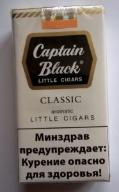 Captain Black CLASSIC aromatic Little Cigars