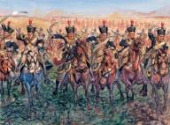 British Light Cavalry 1815 (ITALERI 6094) 1:72