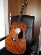 Fender cd 60 AM All Mahogany gitara akustyczna