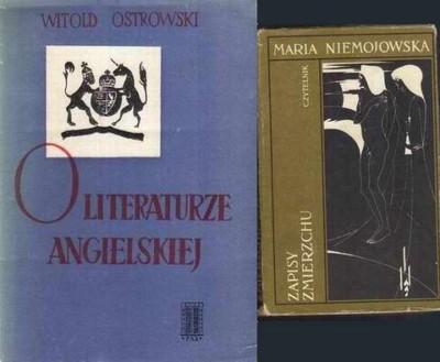 O literaturze angielskiej Symboliści angielscy