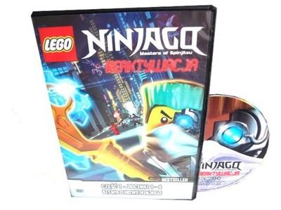 Lego Ninjago Reaktywacja Cz 1 D X 6554568948 Oficjalne