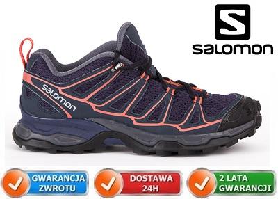 Buty Salomon X Ultra Prime W 391843 Buty trekkingowe