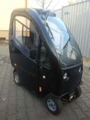 Caloroczny Skuter Elektryczny Z Dachem Mini Auto 6663340025 Oficjalne Archiwum Allegro