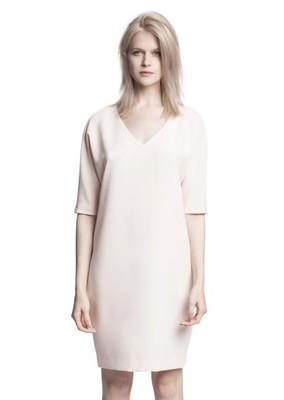 4450e25ecf Sukienka tunika ECHO ZITA oversize na wesele r M - 6356133189 ...