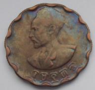 1944r. - Etiopia - 25 centów