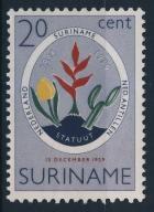 Suriname 20 cent