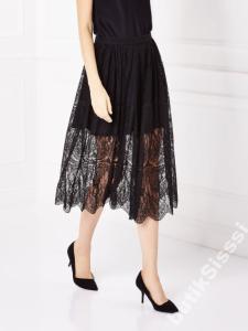 088c5dac4326e4 Mohito czarna koronkowa spódnica rokloszowana 38 - 6013969465 ...
