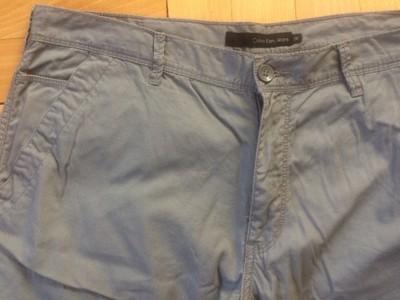 Calvin Klein Jeans Spodnie Męskie Bawełniane r 36