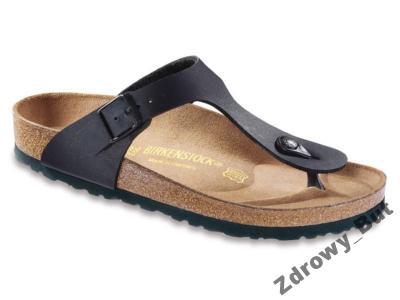 e70fe5ed77fc4 Zdrowotne i modne klapki Japonki Birkenstock Gizeh - 5935785435 ...