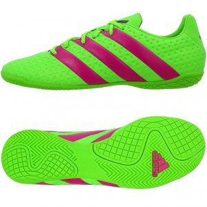 Buty adidas ACE 16.4 IN AF5040 zielony 44 23