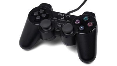 ZESAW 2 SZT PAD SONY DUALSHOCK 2 NA PS2