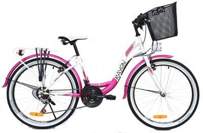 Rower Dla Dziewczynki 24 Rayon Floress Na Komunie 6841666878 Oficjalne Archiwum Allegro