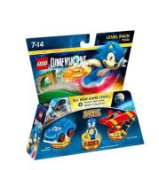LEGO Dimensions 71244 Sonic LEVEL PACK 24h