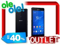 OUTLET! SMARTFON SONY XPERIA Z3 COMPACT 16GB BLACK