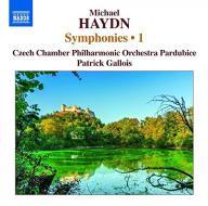 PatrIck Gallois M HaydnSymphonies Vol. 1 [Czech Ch