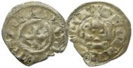 2.KSIĘSTWO ACHAI, FILIP I, DENIER 1307 - 1313 (?)