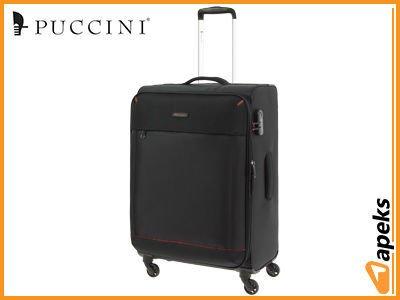 7951470947c48 Puccini EM50580B Amsterdam walizka średnia 94l + K - 6491782885 ...