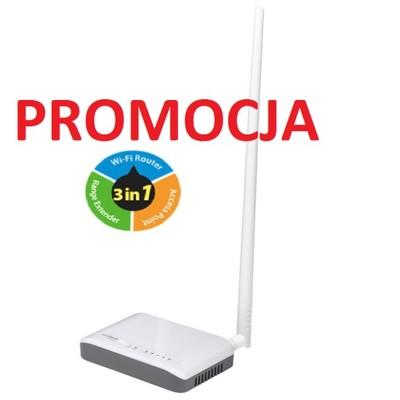 Router WiFi Edimax BR-6228nC v2 MOCNA ANTENA 9dBi
