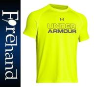 KOSZULKA UNDER ARMOUR TRAINING WORDMA YL XL WYPRZ