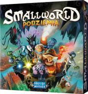 Small World: Podziemia / gra planszowa / bestselle