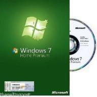 WINDOWS 7 HOME PREMIUM  PL 32BIT COA+ORGINAŁ DVD!