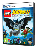 Gra PC DVD Lego Batman VideoGame PL