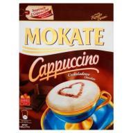 Kawa Cappuccino MOKATE 110g - Czekoladowe