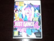 Gra Nintendo Wii Just Dance 4