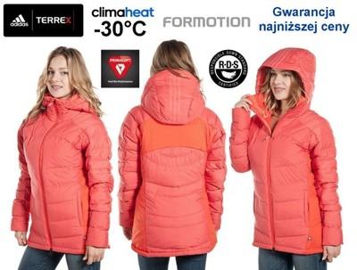 Adidas Terrex Climaheat Ice kurtka puchowa - 40/M