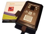 OBUDOWA KIESZEŃ DYSKU DYSK HDD DO XBOX360 SLIM