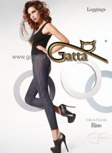 WYPRZEDAŻ leginsy GATTA RINO 03 , blue jeans, S