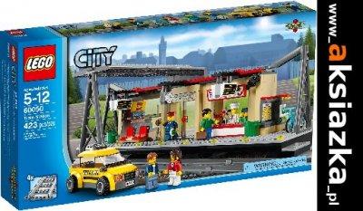 Lego City 60050 Dworzec Kolejowy Sklepy Kraków 6336405601