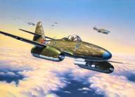 REVELL 4166 Me 262 A1a 1/72