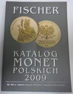 Katalog Monet Polskich - FISCHER 2009 / Piorku