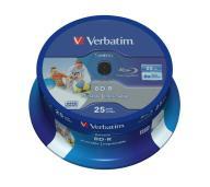 25 płyt BDR 25GB 6x Verbatim 43811 E1A996